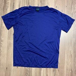 Patagonia base layer capilene t shirt blue small